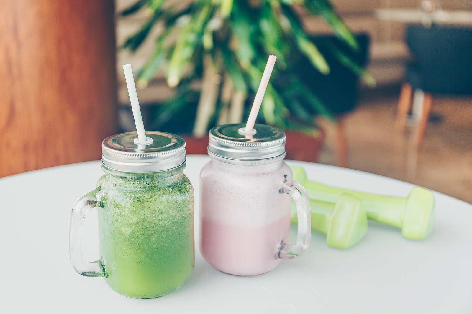 5 batidos frutales efectivos para adelgazar
