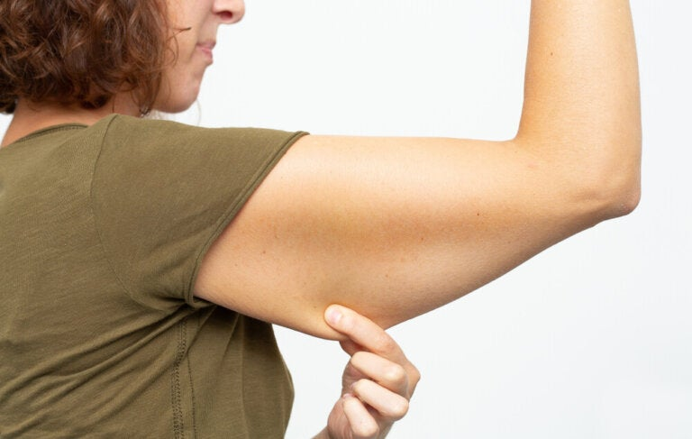 Consejos para evitar los brazos flácidos