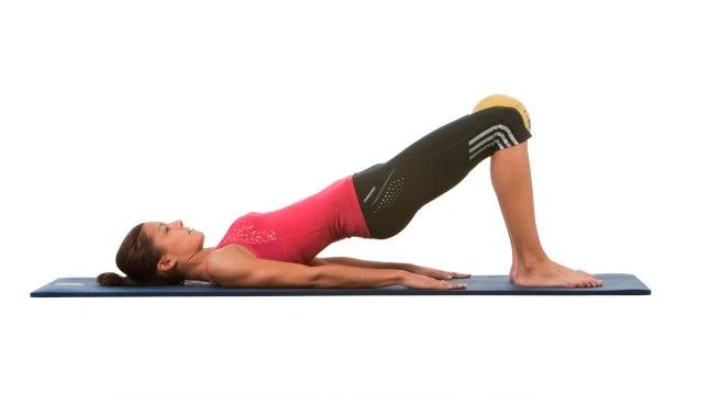 ejercicios para cintura elevación de cadera
