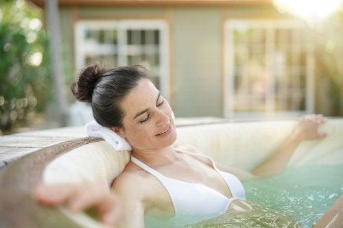 Hidroterapia ¿Se puede mejorar la circulación solo con agua?