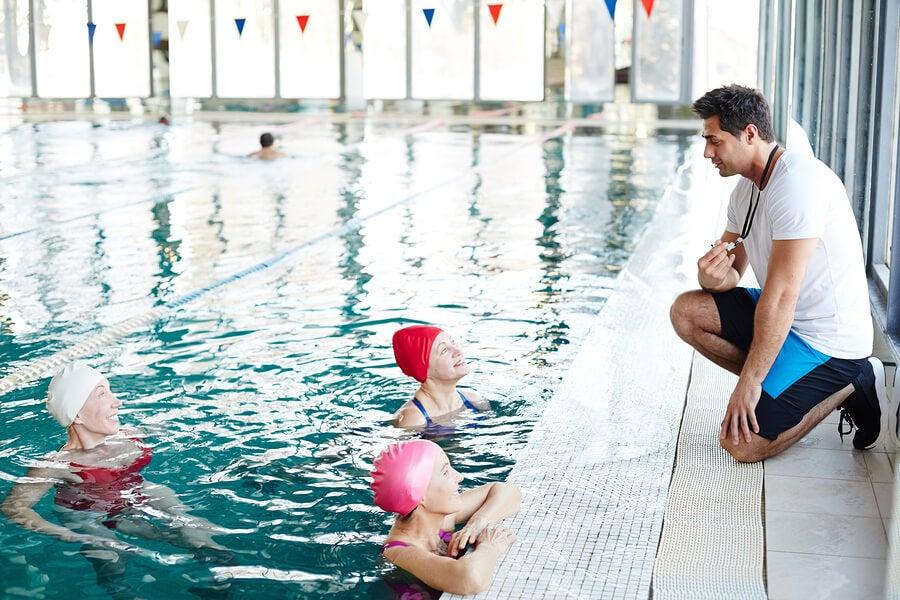 Los mejores beneficios de la natación