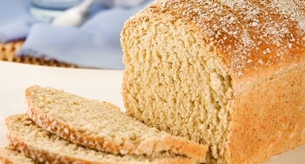 Pan de avena, un tipo de pan más saludable