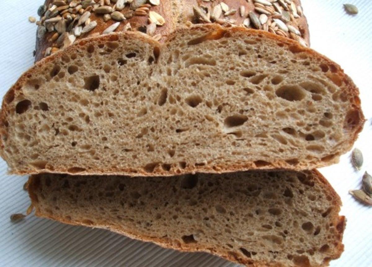 pan de centeno proteinas