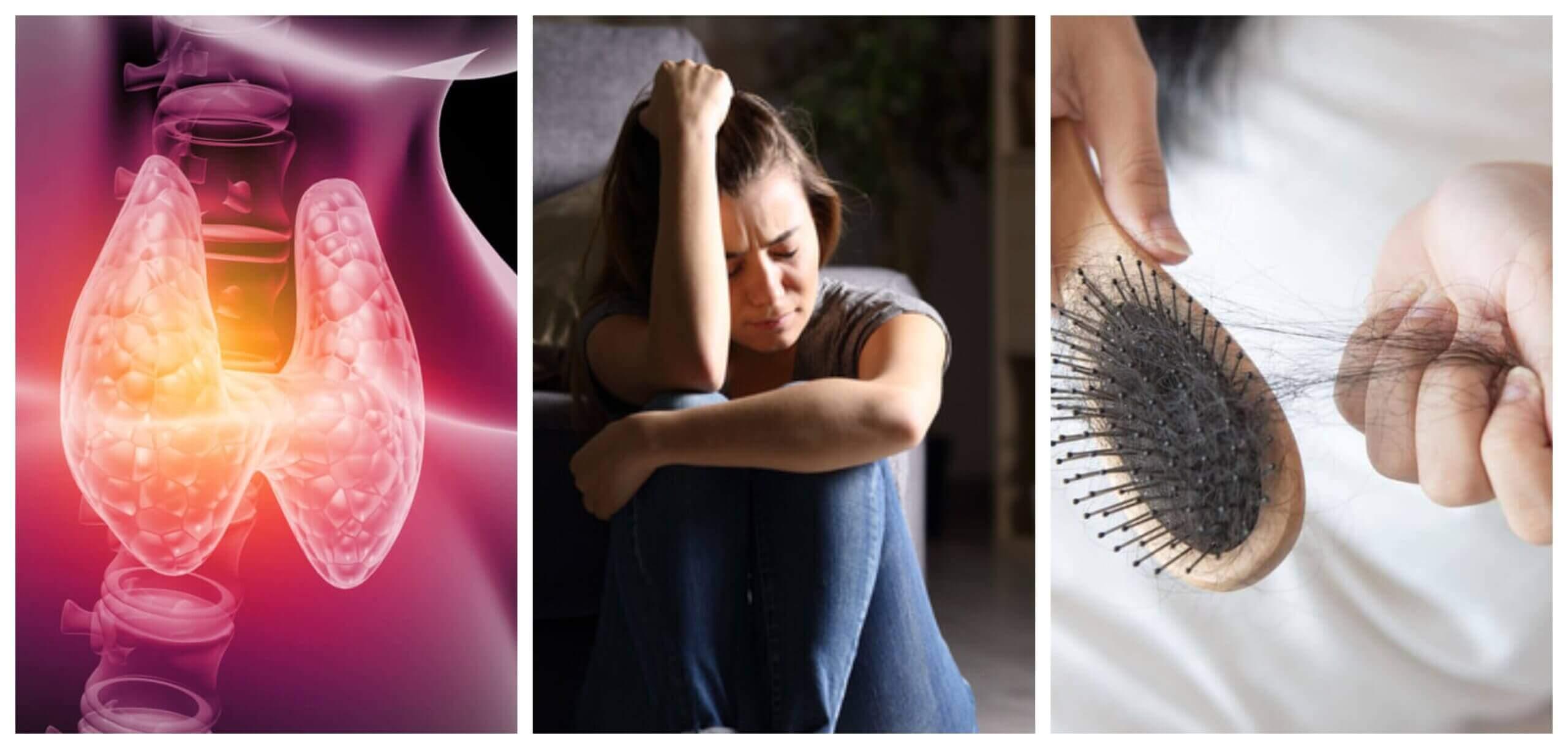 Síntomas y causas de los principales problemas hormonales