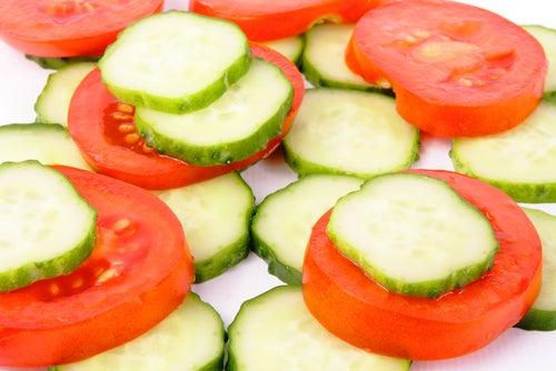Beneficios de consumir alimentos alcalinos