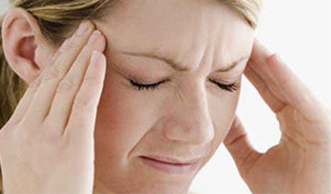 Conoce 5 disparadores de las cefaleas tensionales