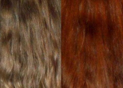 Teñir el cabello con extractos naturales es posible