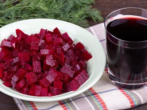 Recetas saludables con Betabel (o remolacha)
