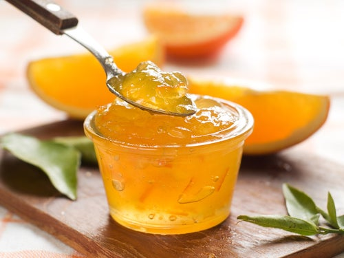 Mermelada de mandarina casera para las defensas