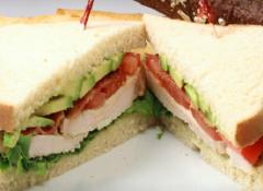 Sandwich PolloPavo