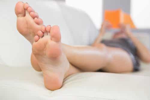 Remedios caseros para evitar la transpiración de los pies
