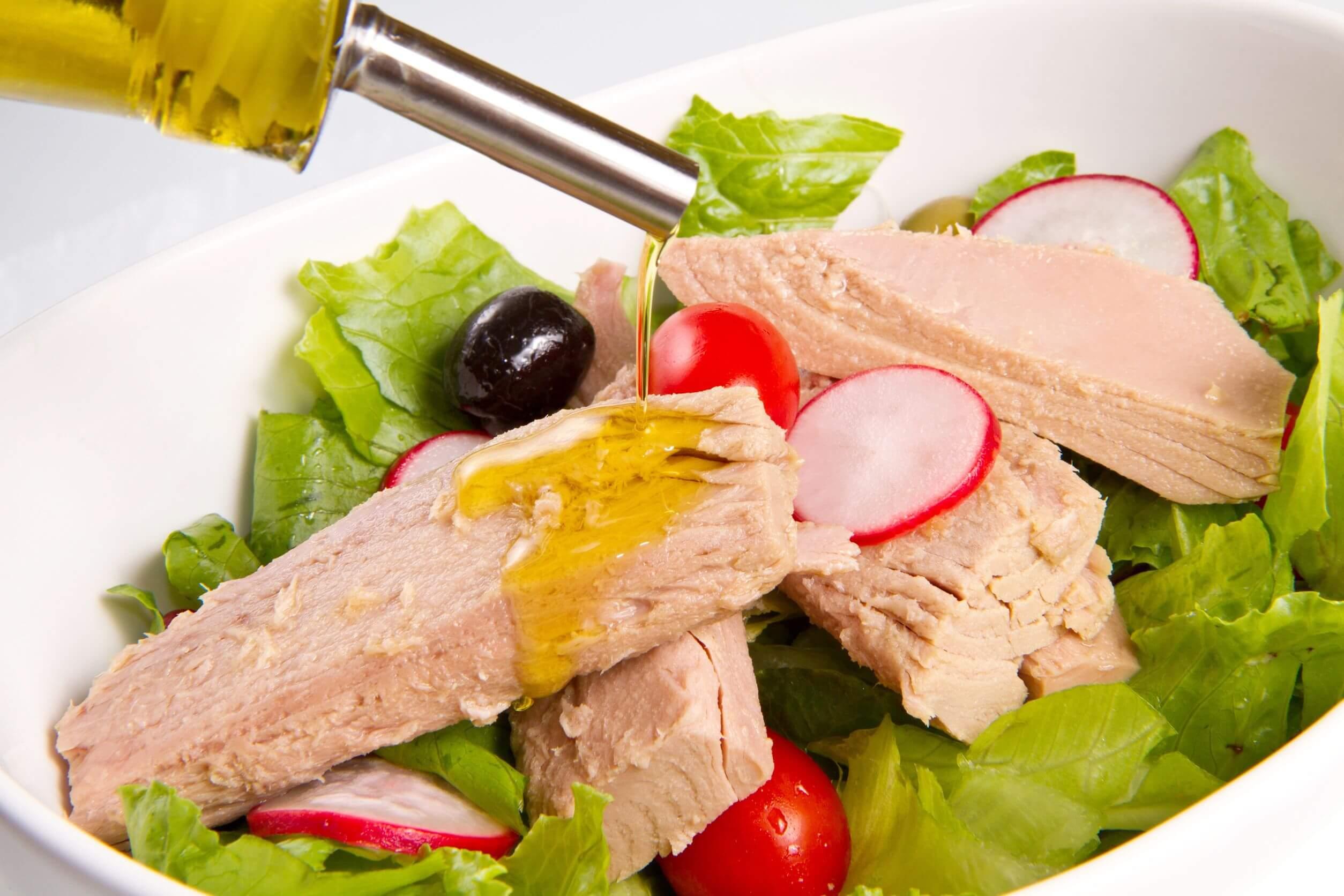 Los triglicéridos en sangre pueden disminuir con una dieta saludable.