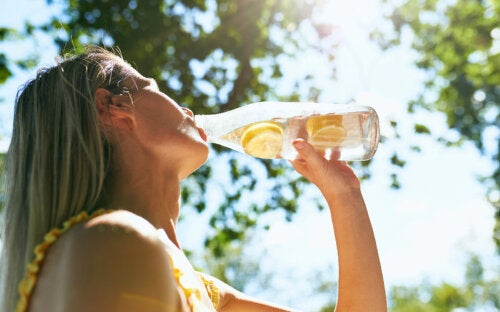 12 bebidas para adelgazar y quemar grasa