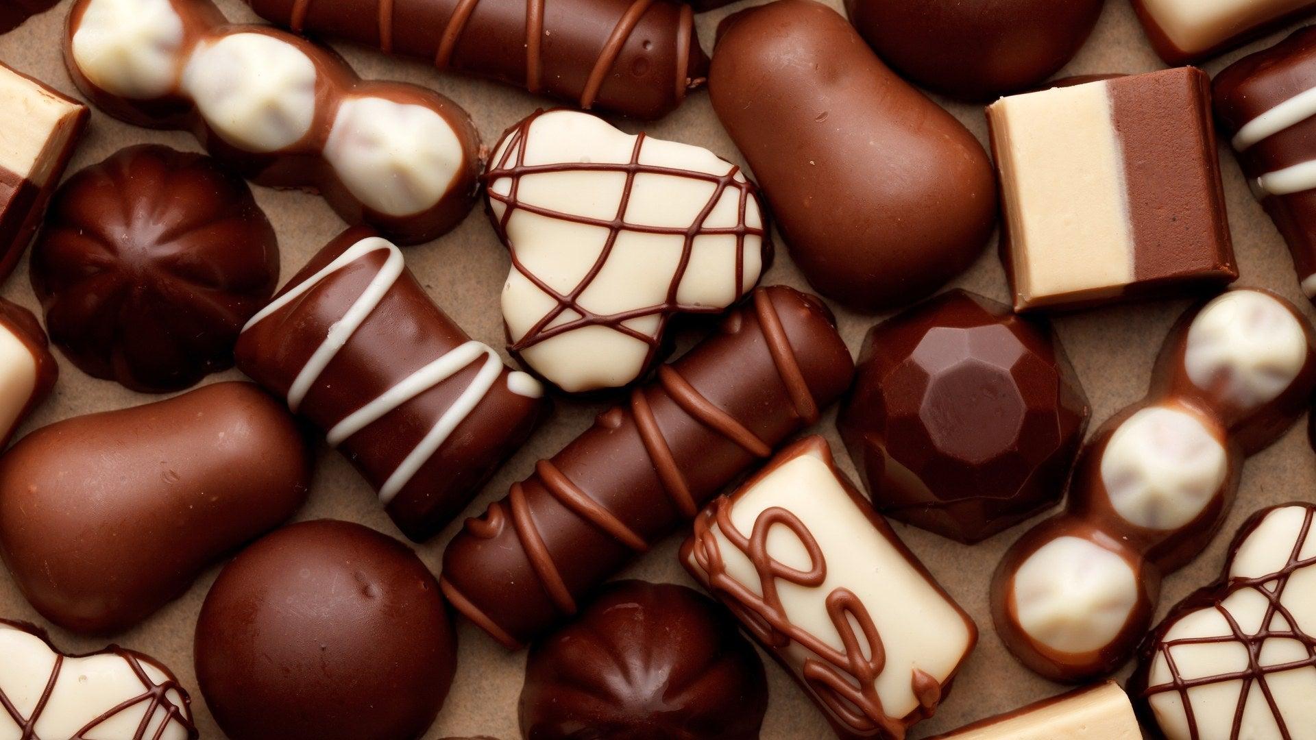 bombones rellenos de coco