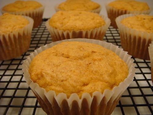 Cupcakes de margarita.
