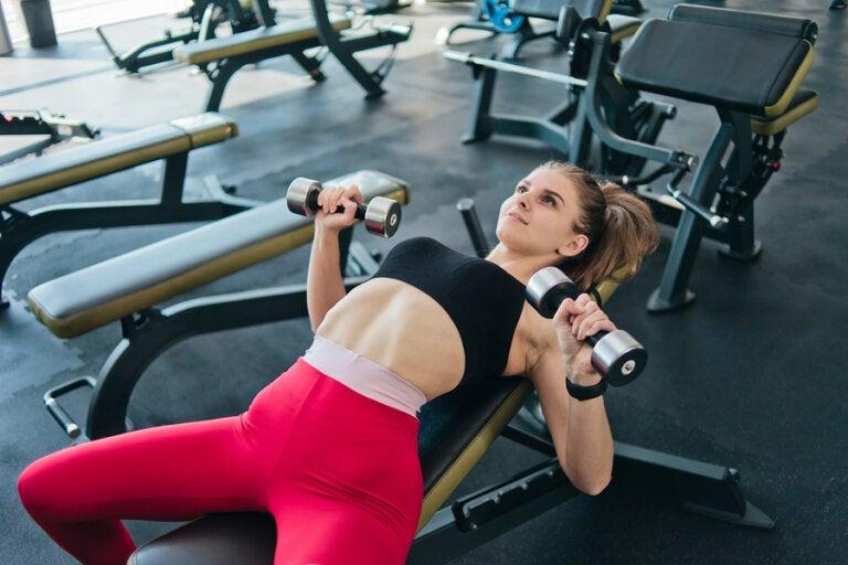 Ejercicios recomendados para perder peso