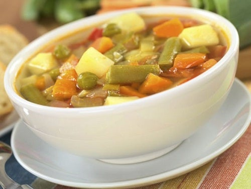 Deliciosas recetas de sopa de verduras