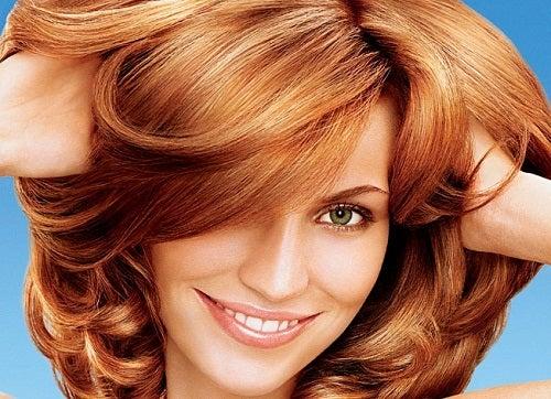 Tratamientos naturales para el cabello teñido