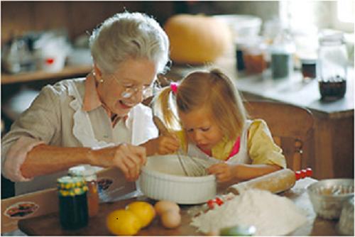 Cocina abuela