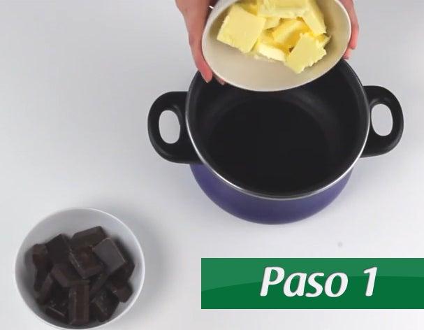 Paso - 1 Brownie