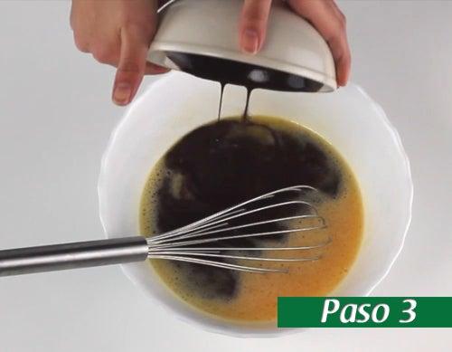 Paso - 3 Brownie