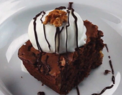 Paso Final Brownie