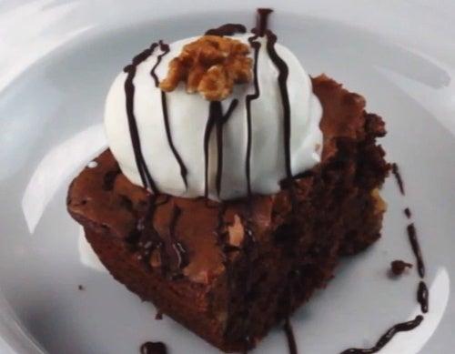 Paso Final samoa brownie