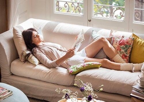 Las mejores formas de relajarte al llegar a casa