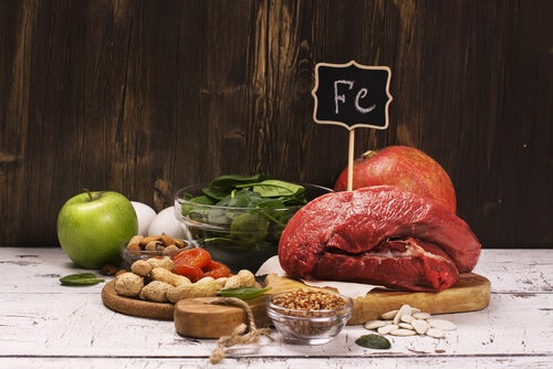 Alimentos para aumentar los niveles de hemoglobina