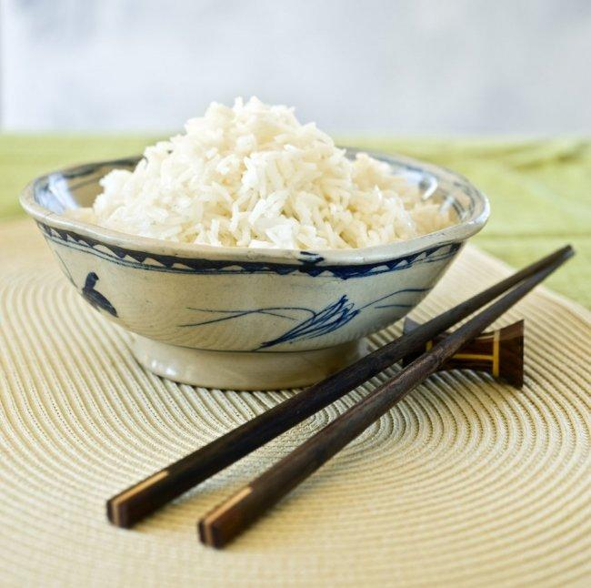 Arroz, alimento básico en la dieta japonesa