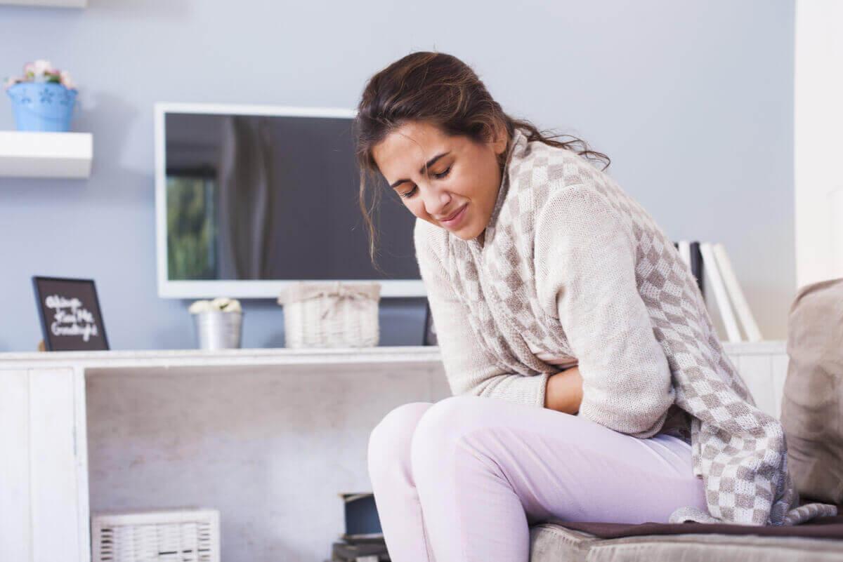 Dolor e inflamación abdominal