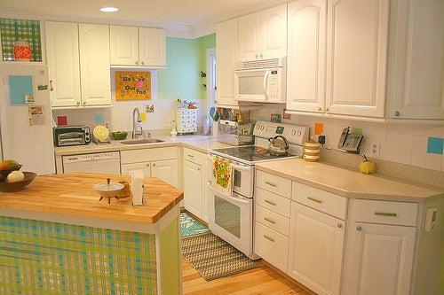 7 maneras geniales de transformar el interior de tu casa con poco dinero