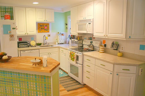 colores para la casa: cocina