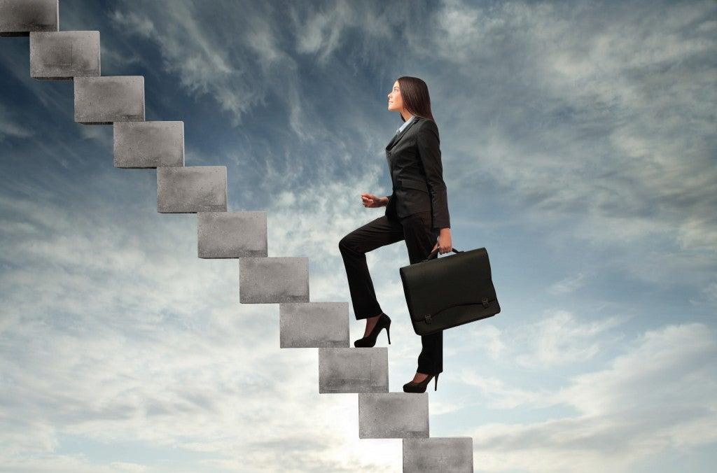 tomar decisiones: avanzar profesionalmente