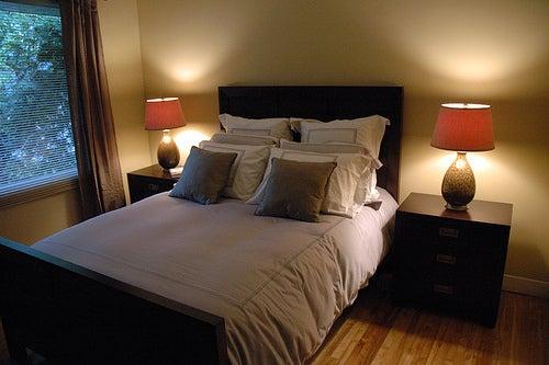 colores para la casa: dormitorio