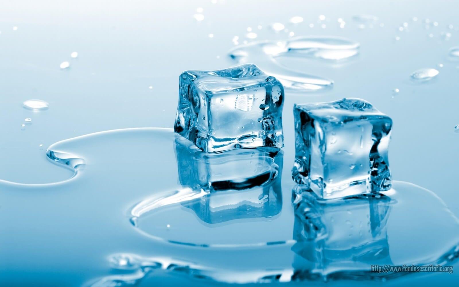 hielo para contractura en el trapecio