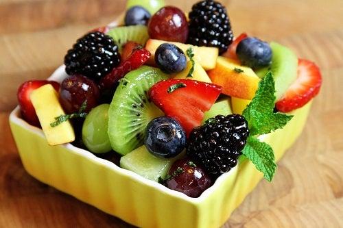 El arte de sanar con frutas