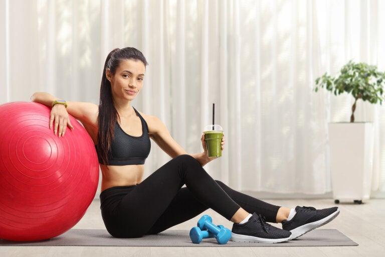 3 licuados saludables para adelgazar