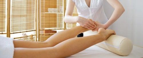 masaje piernas