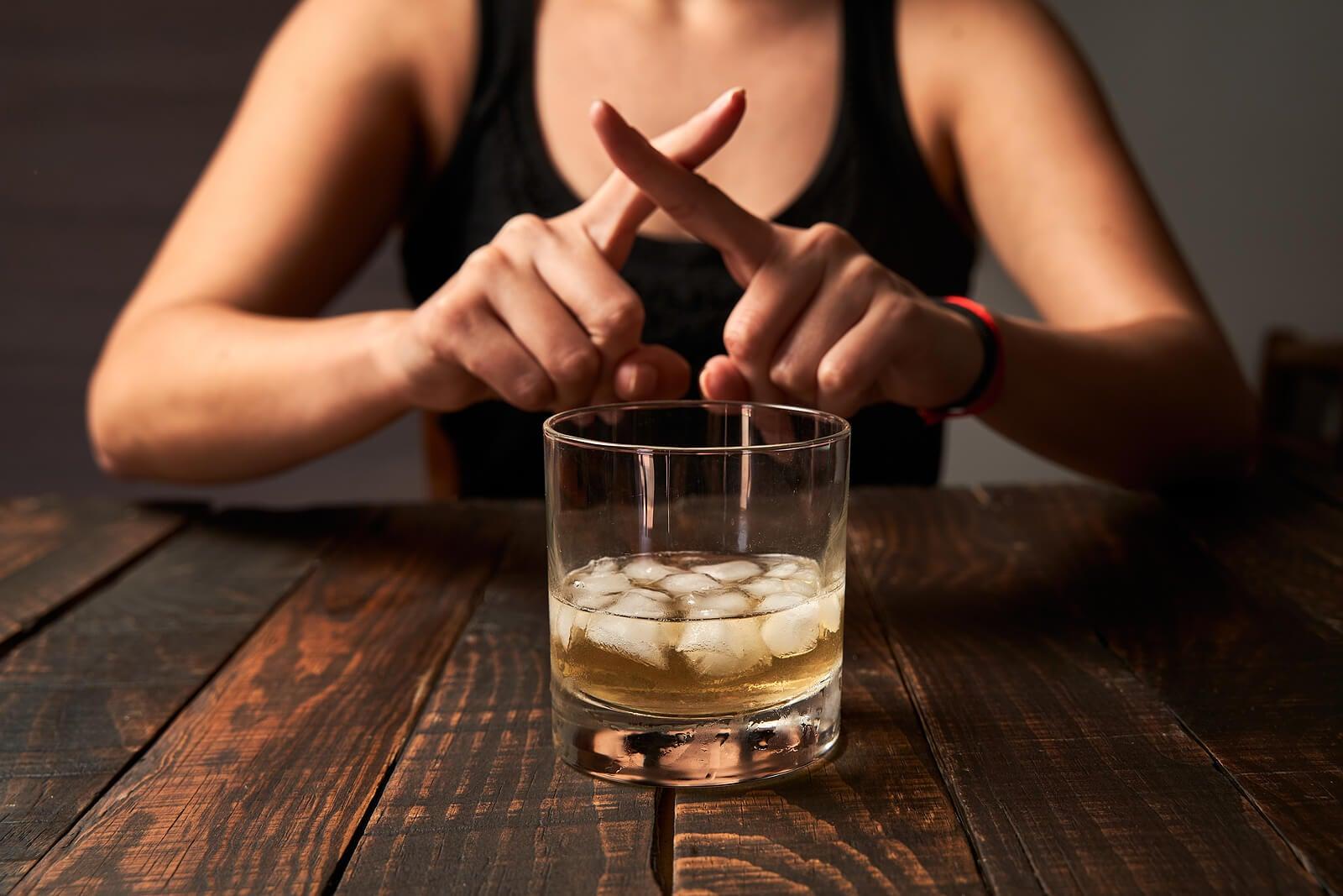Consejos para cuidar el páncreas: no consumir alcohol.