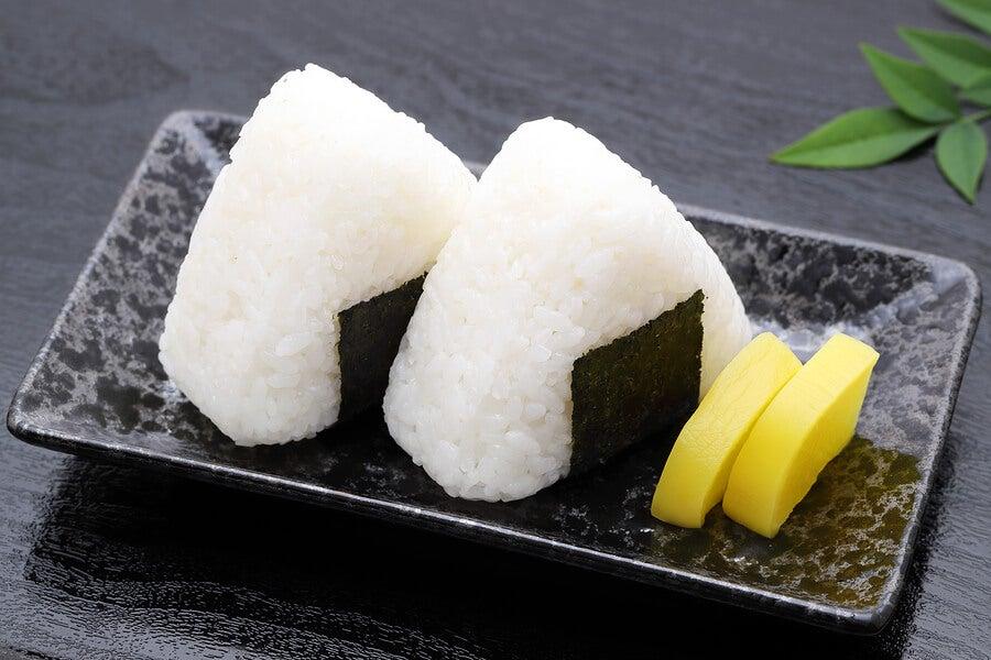 La dieta japonesa.