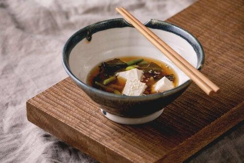 Dieta japonesa: comida oriental sana para adelgazar