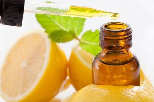 10 usos del aceite de limón