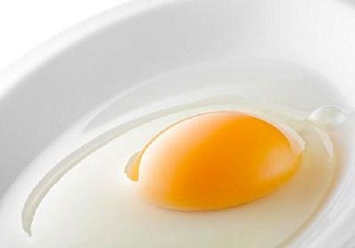 Clara del huevo