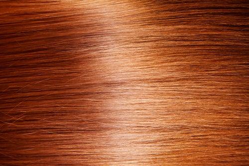 Dar brillo al cabello