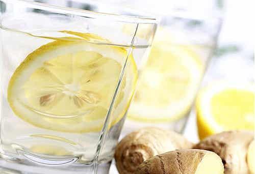 Bebidas ligeras y sanas para quitar la sed