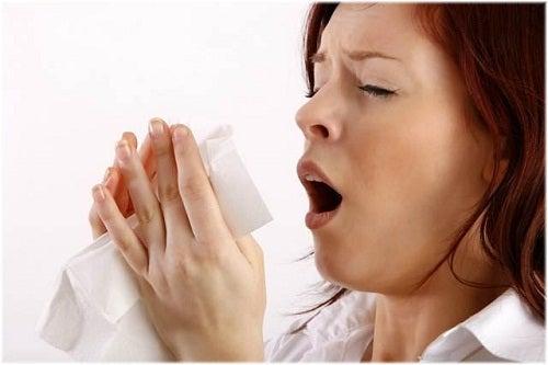 Consejos para evitar la alergia al polvo