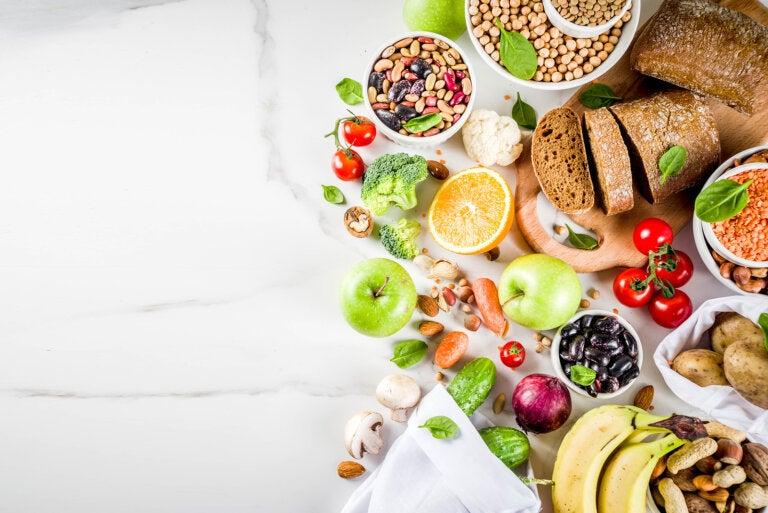 Alimentos que ayudan a adelgazar (anticalorías)