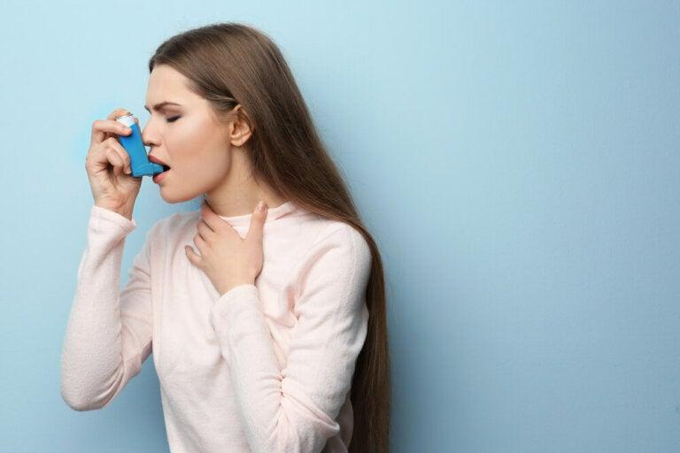 Hierbas medicinales para tratar el asma