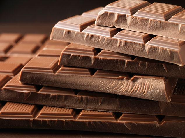 El chocolate no es un alimento apto para perros o gatos.